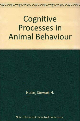 9780470264843: Cognitive Processes in Animal Behavior