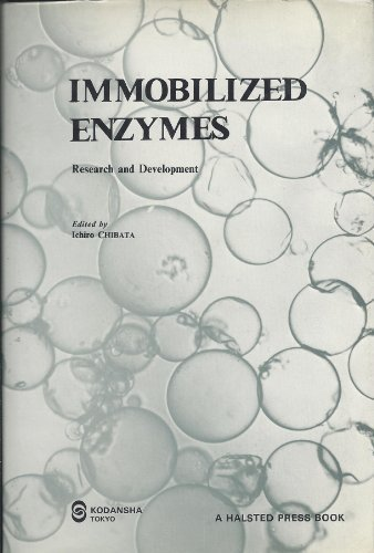 9780470265314: Immobilized Enzymes: Research and Development (Kodansha scientific books)
