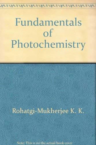 9780470265475: Fundamentals of photochemistry