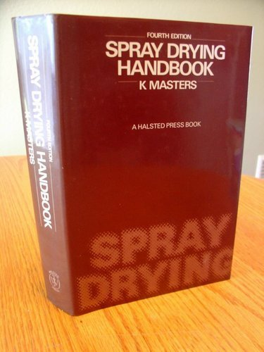 9780470265499: Spray drying handbook. Third Edition