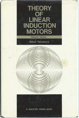 9780470265833: Theory of Linear Induction Motors