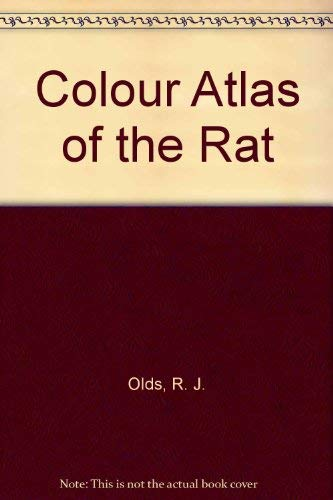 9780470266472: A Color Atlas of the Rat - dissection guide (A Halsted Press Book)
