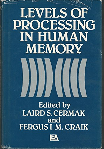 9780470266519: Levels of Processing in Human Memory