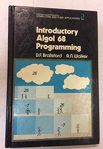 9780470267462: Introductory ALGOL 68 Programming