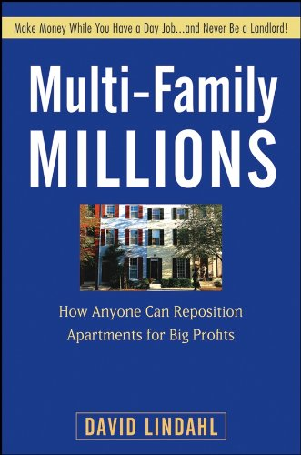 9780470267608: Multi-Family Millions: How Anyone Can Reposition Apartments for Big Profits