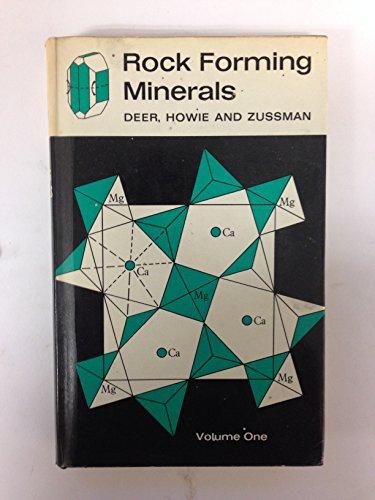 9780470268247: Rock-Forming Minerals