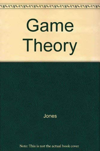 Game Theory: Jones