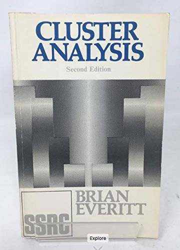 9780470269916: Cluster Analysis (Reviews of current research ; 11)