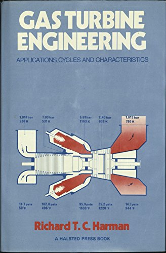 9780470270653: Gas Turbine Engineering: Applications, Cycles and Characteristics