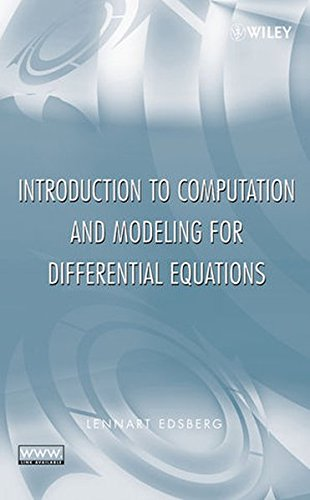 9780470270851: Introduction to Computation and Modeling for Differential Equations