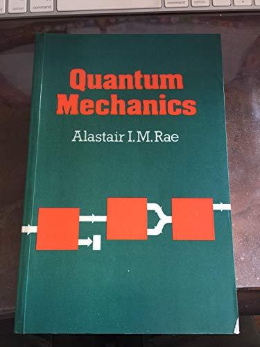 9780470272022: Quantum Mechanics