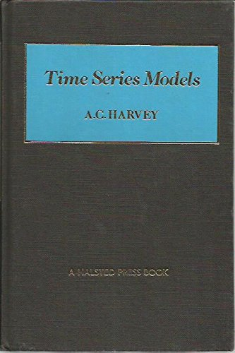 9780470272596: Harvey: Time Series Models