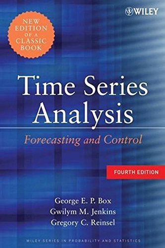 9780470272848: Time Series Analysis: Forecasting and Control