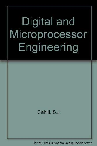 9780470273012: Digital and Microprocessor Engineering (Electrical & Electronic Engineering Series)
