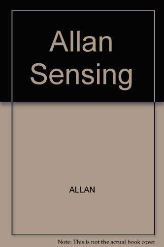 Allan Sensing (Ellis Horwood Series in Marine Science): ALLAN