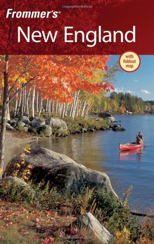 Frommer's New England (Frommer's Complete Guides): Karr, Paul; Brokaw, Leslie; Morris, ...