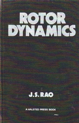9780470274484: Rotor Dynamics