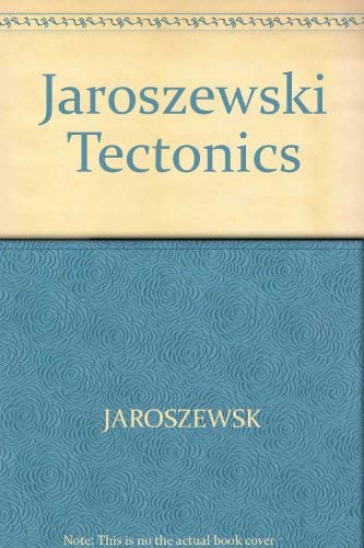 9780470274781: Fault and Fold Tectonics (Ellis Horwood Series in Geology) (English and Polish Edition)