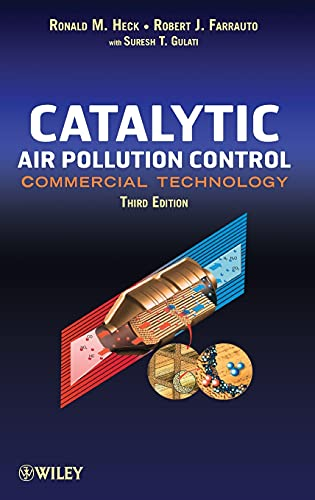 9780470275030: Catalytic Air Pollution Control: Commercial Technology
