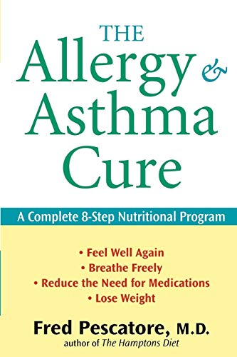 9780470275412: The Allergy and Asthma Cure: A Complete 8-Step Nutritional Program