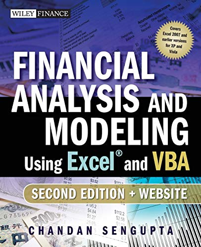 9780470275603: Financial Analysis and Modeling Using Excel and VBA, 2nd Edition