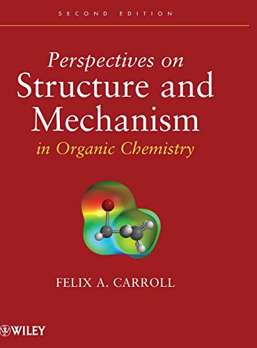 9780470276105: Perspectives on Structure and Mechanism in Organic Chemistry