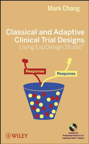 9780470276129: Classical and Adaptive Clinical Trial Designs Using ExpDesign Studio