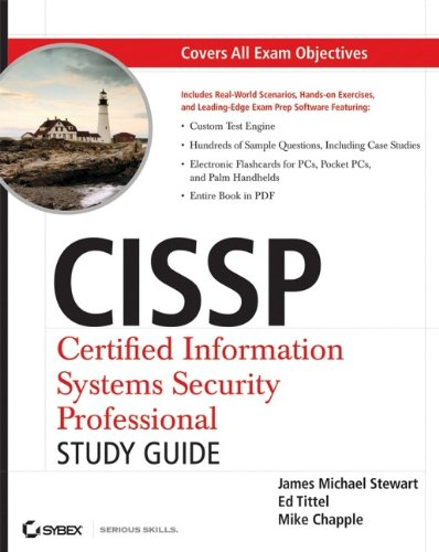 9780470276884: CISSP: Certified Information Systems Security Professional Study Guide