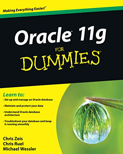 9780470277652: Oracle 11g for Dummies