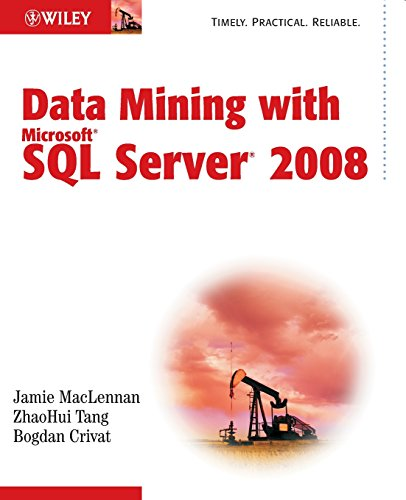9780470277744: Data Mining with Microsoft SQL Server 2008