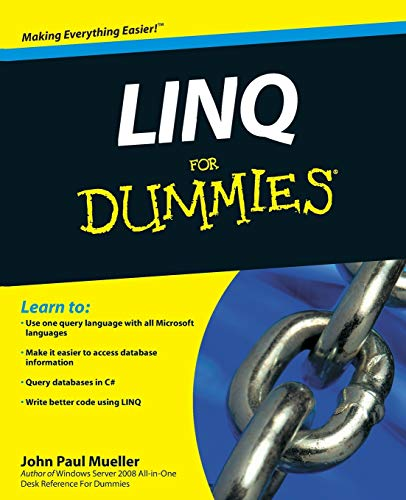 9780470277942: LINQ For Dummies