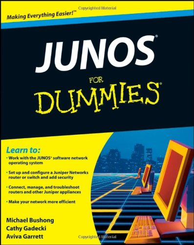 9780470277966: JUNOS For Dummies (For Dummies (Computers))