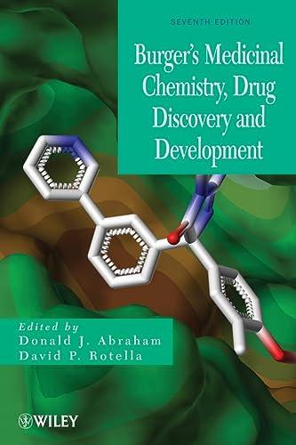 9780470278154: Burger's Medicinal Chemistry, Drug Discovery, and Development, , 8 Volume Set