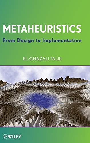 9780470278581: Metaheuristics: From Design to Implementation