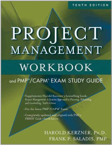 9780470278727: Project Management Workbook and PMP / CAPM Exam Study Guide
