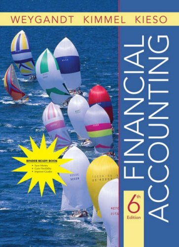 Financial Accounting: Weygandt Jerry J./