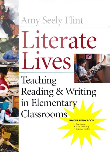 9780470279786: Literate Lives: Teaching Reading and Writing in Elementary Classrooms