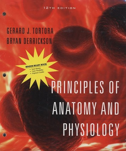 9780470279878: Principles of Anatomy and Physiology (12th edition) BINDER VERSION