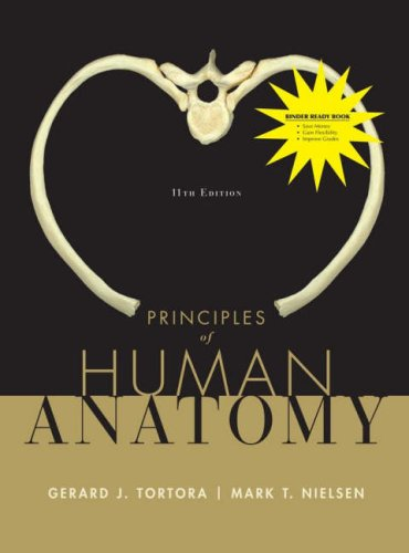9780470279885: Principles of Human Anatomy, Eleventh Edition Binder Ready Version