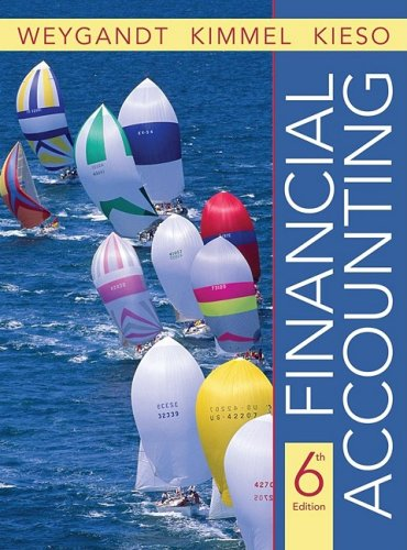 9780470281062: Financial Accounting 6E with WileyPlus