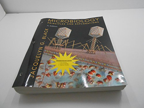 9780470282229: Microbiology: Principles and Explorations (Coursesmart)
