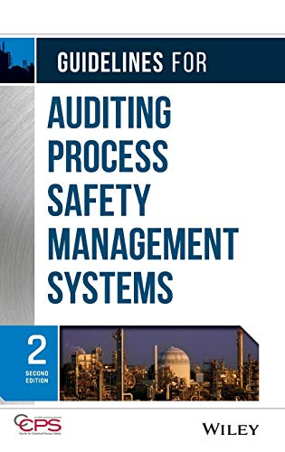 9780470282359: Guidelines for Auditing Process Safety Management Systems