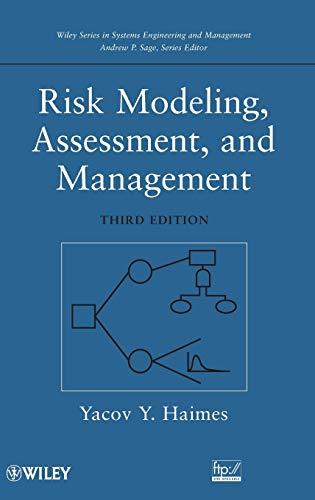 9780470282373: Risk Modeling, Assessment, and Management