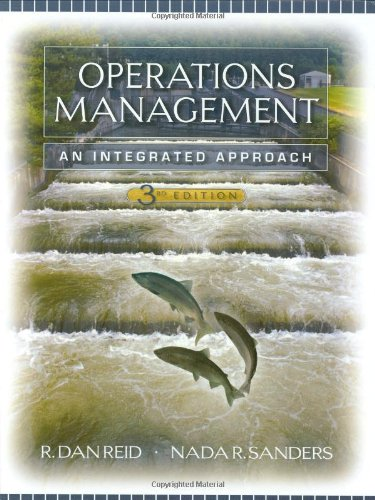 9780470283516: Operations Management An Integrated Approach - 3rd edition