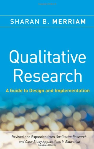 9780470283547: Qualitative Research: A Guide to Design and Implementation
