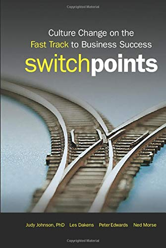 9780470283837: SwitchPoints: Culture Change on the Fast Track to Business Success