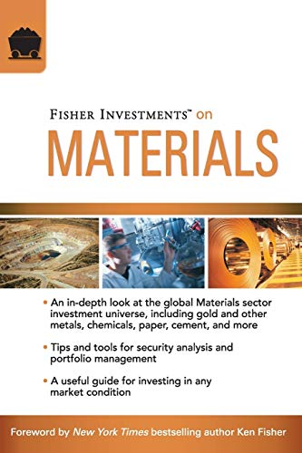 9780470285442: Fisher Investments on Materials