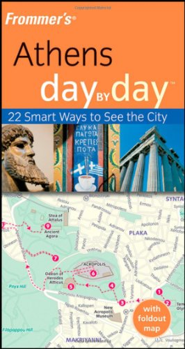 9780470285671: Frommer's Athens Day by Day (Frommer's Day by Day - Pocket)
