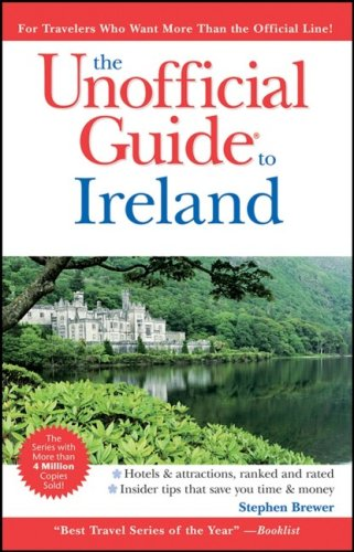 9780470285688: The Unofficial Guide to Ireland (Unofficial Guides)
