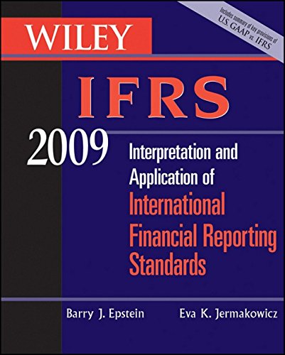 9780470286098: Wiley IFRS 2009: Interpretation and Application of International Accounting and Financial Reporting Standards 2009